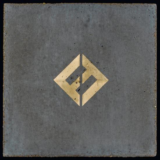 Foo Fighters - Concrete and Gold (1CD)