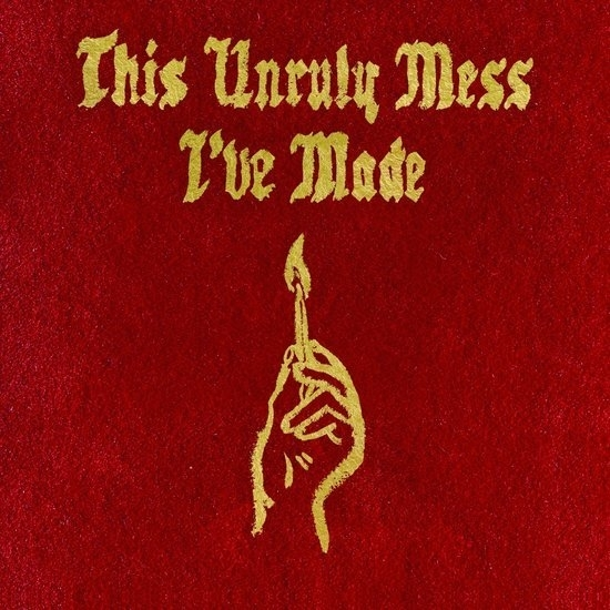 Macklemore & Ryan Lewis  - This Unruly Mess I'Ve Made (1CD)