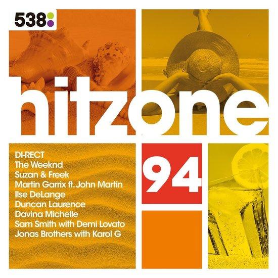 Various - Hitzone 94 (1CD)