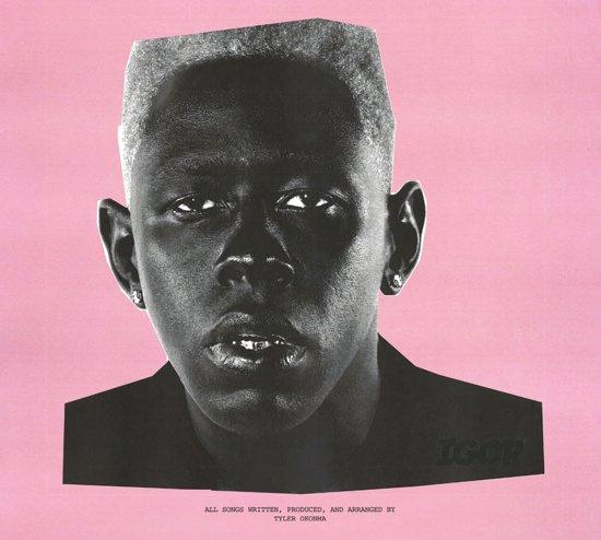 Tyler The Creator - Igor (1CD)