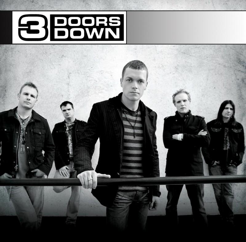 3 Doors Down - 3 Doors Down (1CD)