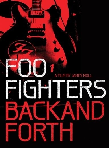Movie - Foo Fighters Back and Forth  (1BLU-RAY)