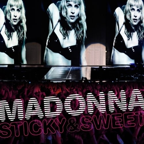 Madonna - Sticky & Sweet Tour  (1DVD+1CD)