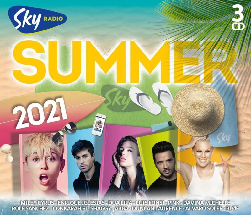 Various - Sky Radio Summer 2021 (3CD)