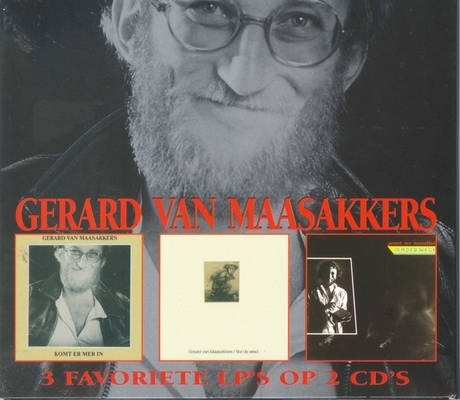 Gerard van Maasakkers - 3 Favoriete Lp`s Op 2 Cd`s (2CD)