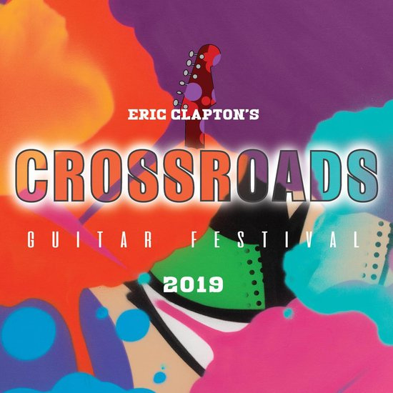 Eric Clapton - Crossroads Guitar Festival 2019 (3CD)
