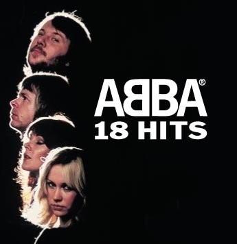 Abba - 18 Hits (1CD)