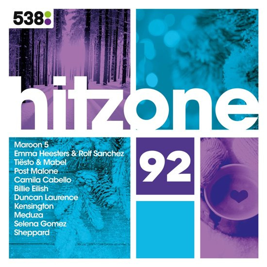 Various - Hitzone 92 (1CD)
