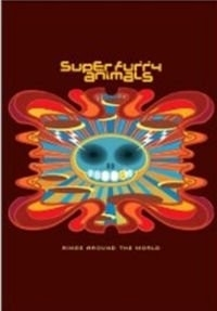 Super Furry Animals - Rings Around The World  (1DVD)