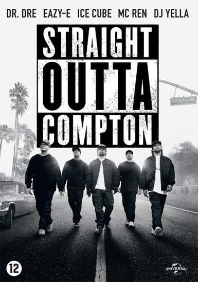 Movie - Straight Outta Compton (1DVD)