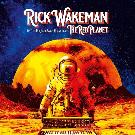 Rick Wakeman - Red Planet (1CD)