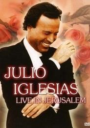 Julio Iglesias - Live In Jerusalem  (1DVD)