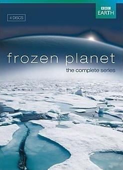 Tv Serie - BBC Earth: Frozen Planet  (4DVD)