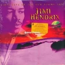 Jimi Hendrix - First rays of the neptune  (2LP)