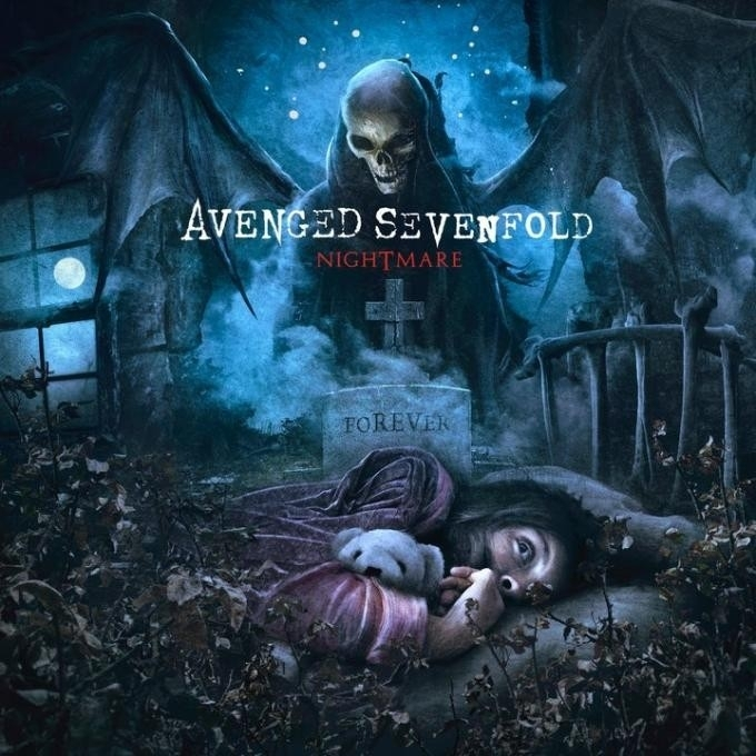 Avenged Sevenfold - Nightmare (1CD)