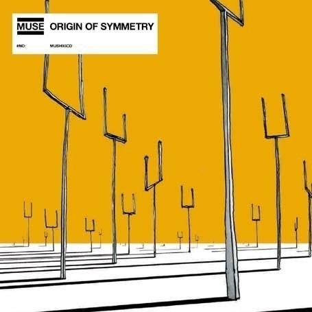 Muse - Origin Of Symmetry  (1CD)