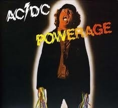 AC/DC - Powerage  (1LP)