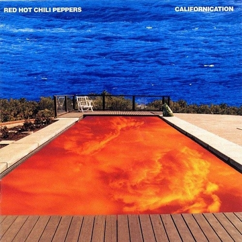 Red Hot Chili Peppers - Californication (1CD)