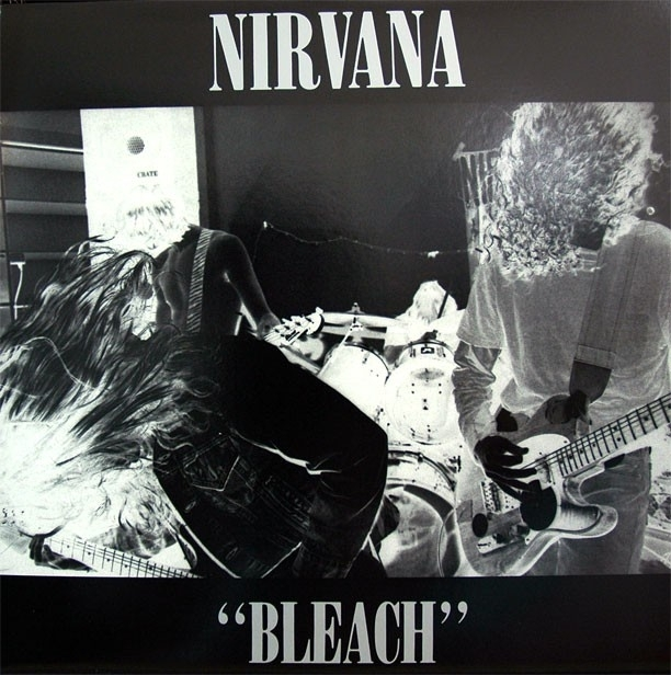 Nirvana - Bleach (1LP)
