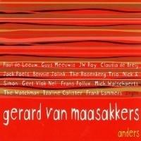Gerard van Maasakkers - Anders (1CD)