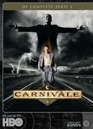 Tv Serie - Carnivale Seizoen 2  (6DVD)