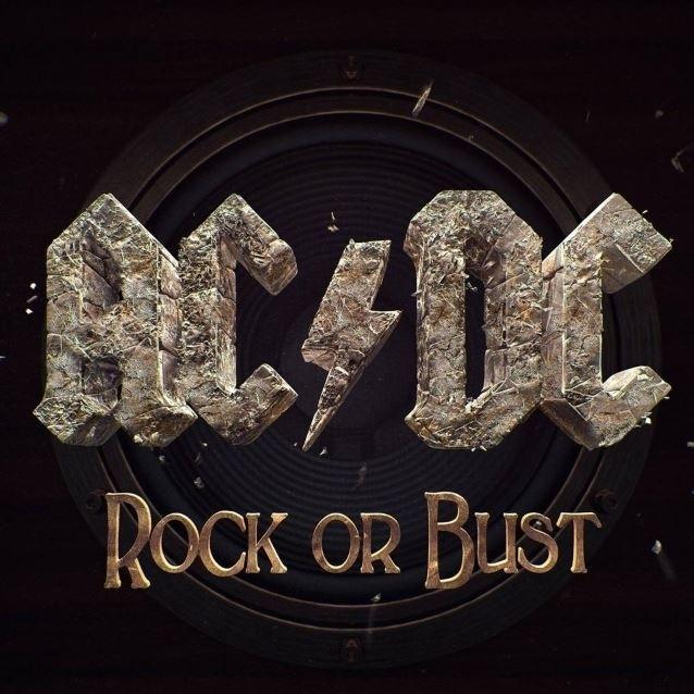 AC/DC - Rock Or Bust (1LP)