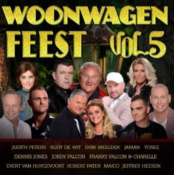 Various - Woonwagen Feest Vol.5 (1CD)