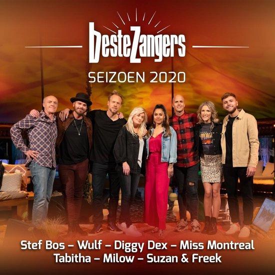 Various - De Beste Zangers 2020 (1CD)