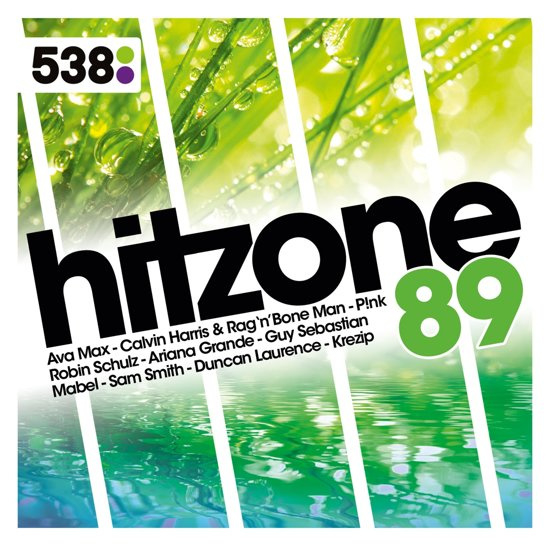 Various - Hitzone 89 (1CD)