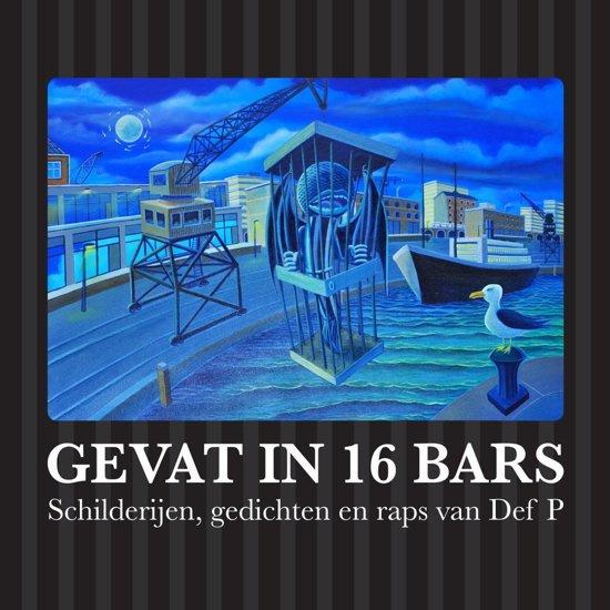 Def P. - Gevat in 16 Bars (1CD)