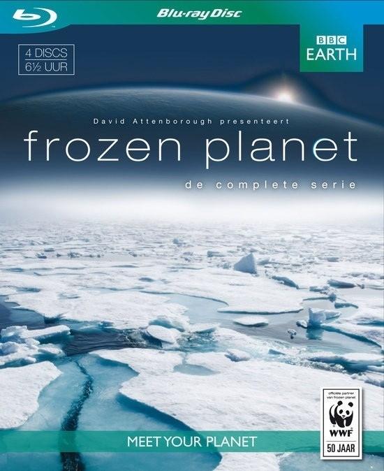 Tv Serie - BBC Earth: Frozen Planet  (4BLU-RAY)