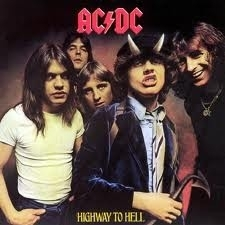 AC/DC - Highway To Hell   (1LP)