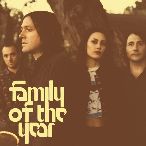 Family of the Year - Family of the Year (1CD)