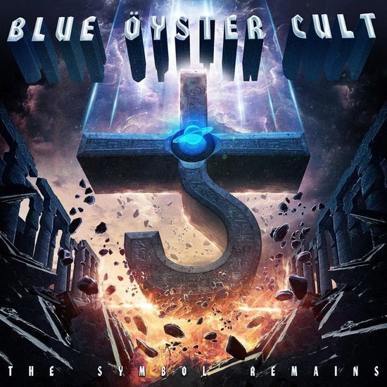 Blue Oyster Club - The Symbol Remains (1CD)