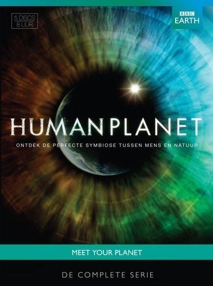 Tv Serie - BBC Earth: Human Planet  (5DVD)