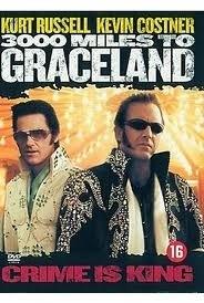 Movie - 3000 Miles to Graceland  (1DVD)
