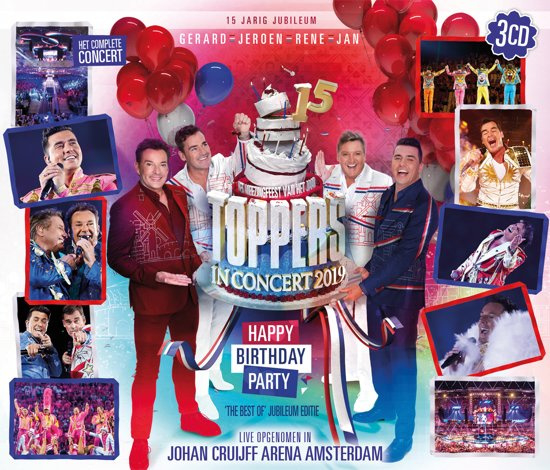 Toppers - Toppers In Concert 2019 (3CD)