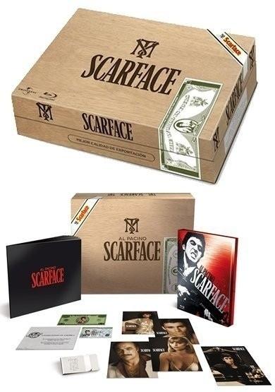 Movie - Scarface  (1BLU-RAY)