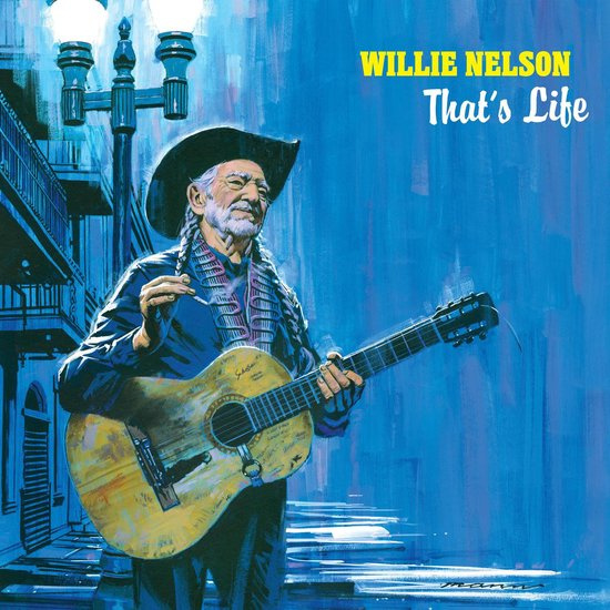 Willie Nelson - That's Life (1CD)