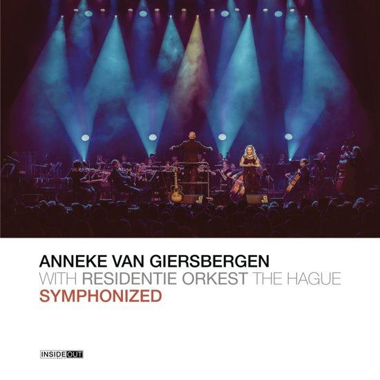 Anneke van Giersbergen - Symphonized (1CD)