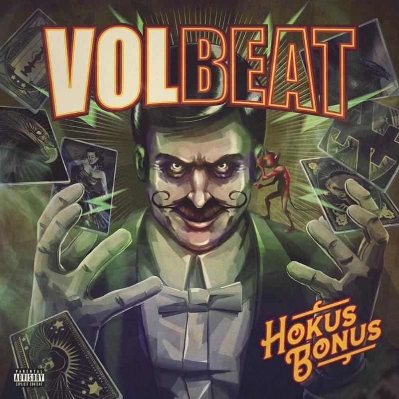 Volbeat - Hokus Bonus (1LP)