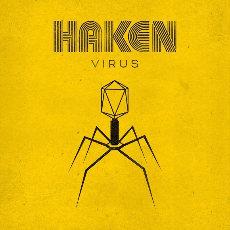 Haken - Virus (1CD)