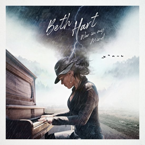 Beth Hart - War In My Mind (Limited) (1CD)