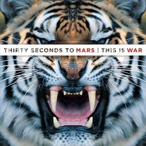 30 Seconds to Mars - This is war (1CD)