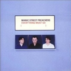 Manic Street Preachers - Everything must go (1CD)