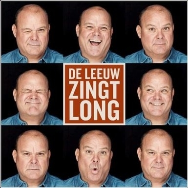 Paul de Leeuw - De Leeuw Zingt Long (1CD)