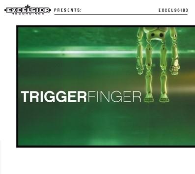Triggerfinger - Triggerfinger (1LP+1CD)