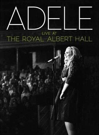 Adele - Live At The Royal Albert Hall  (1DVD+1CD)