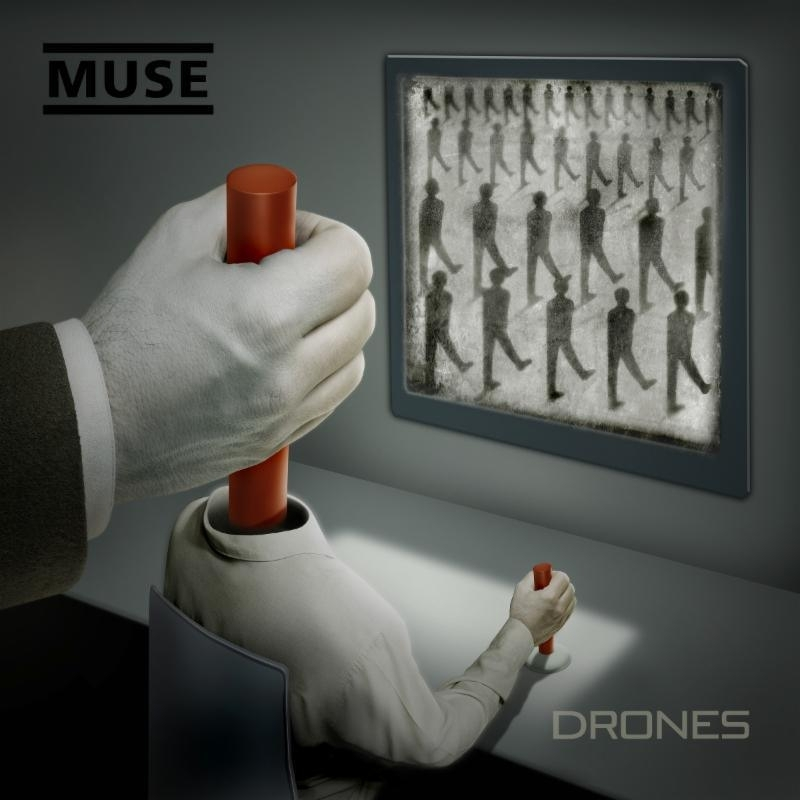 Muse - Drones (1CD+1DVD)