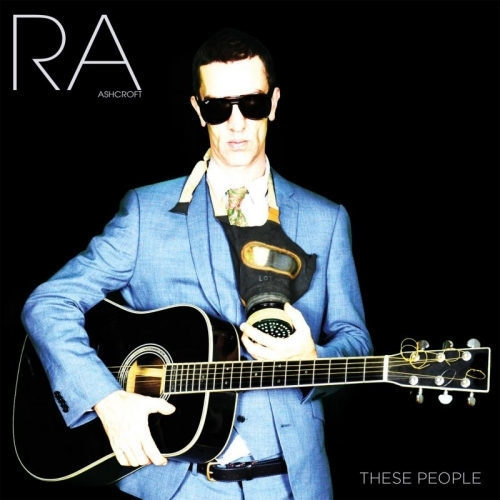 Richard Ashcroft - These People (1CD)